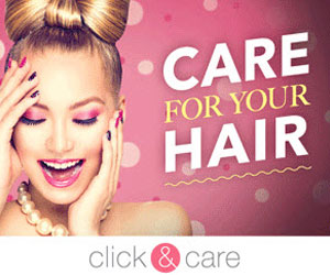 50% Sparen bei Click and Care