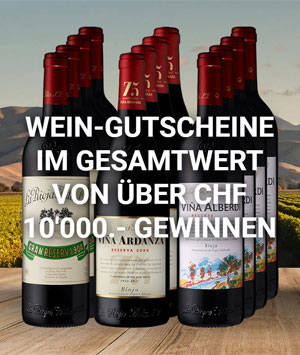 Weingutscheine gewinnen